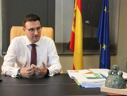 """""""Se elegirá un nuevo alcalde cuyo reto estaré encantado de asumir """""""