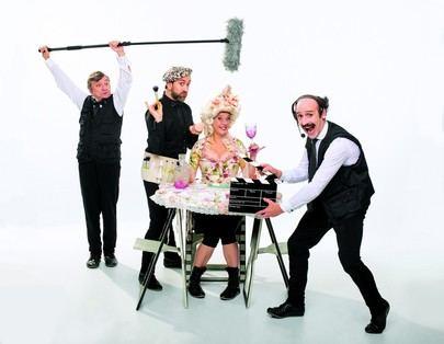 El humor de Yllana se sube a las tablas del Teatro Adolfo Marsillach de San Sebastián de los Reyes