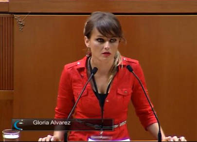 Discurso de la Politóloga guatemalteca, Gloria Álvarez