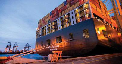 15 buques mercantes contaminan como 760 millones de coches