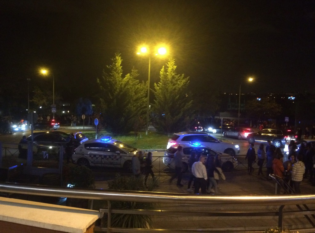 El operativo policial reduce las incidencias en Halloween | Tribuna ...