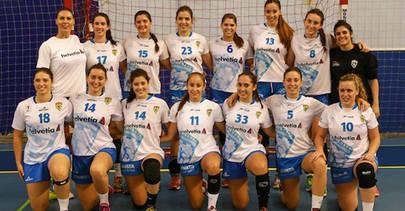El Helvetia Alcobendas desciende a la segunda división del balonmano femenino
