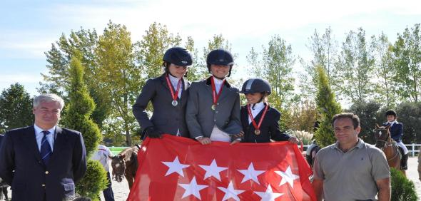 Campeonato de la Comunidad de Madrid de Ponis y Escuelas en Hípica La Moraleja