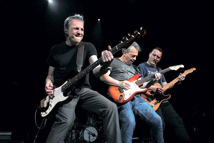 Los Hombres G actuarán el 12 de mayo en Alcobendas