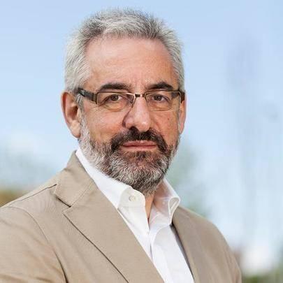 Imagen del portavoz de Ciudadanos Alcobendas, Horacio Rico