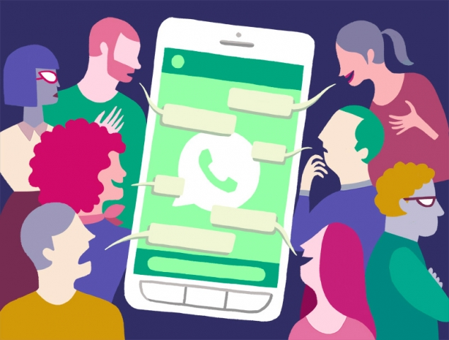 WhatsApp lidera las redes sociales en España