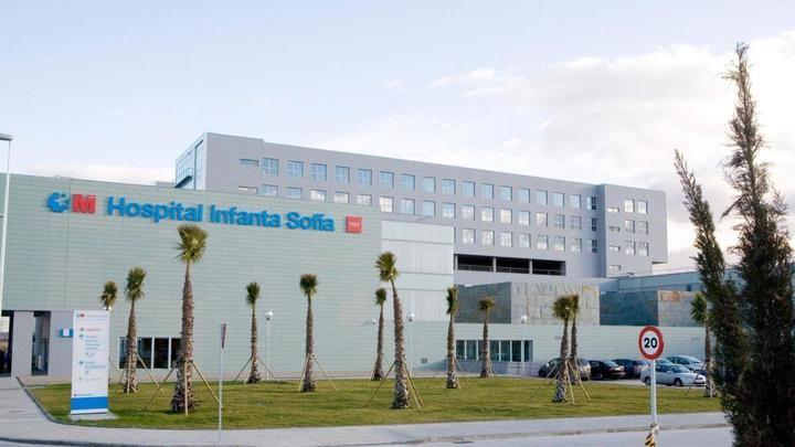 UCI completas de casos COVID19 en el Hospital Infanta Sofía
