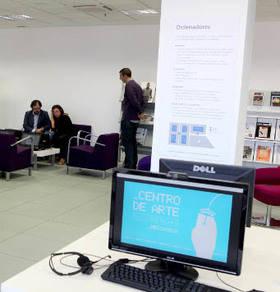 Internet gratis en las mediatecas municipales de Alcobendas