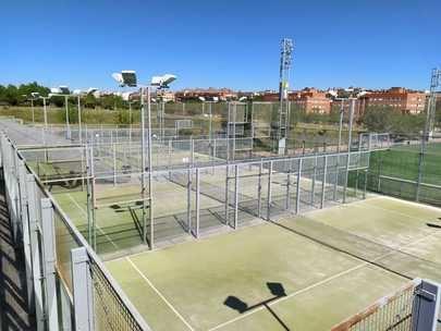 Alcobendas prepara la reapertura de instalaciones deportivas al aire libre