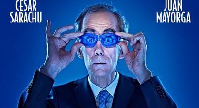 Juan Mayorga interpreta 'Intensamente azules' en Alcobendas