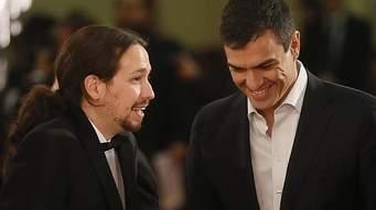 Salvo cambios en los minutos finales, Pedro Sanchez será investido presidente del Gobierno