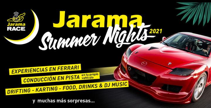 'Jarama Summer Nights'