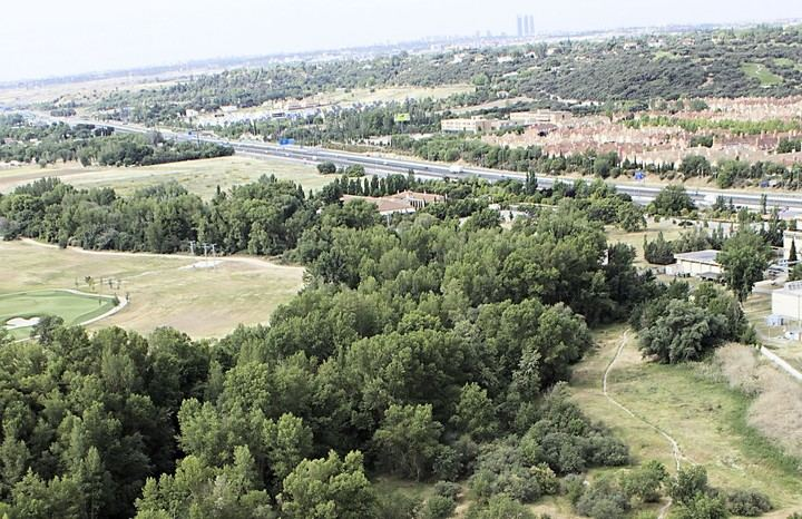 Imagen de los terrenos donde se ha propuesto instalar un nuevo vertedero