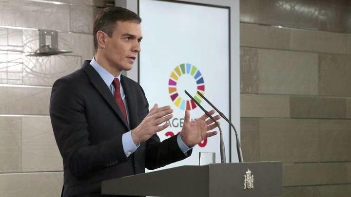 Compadecencia de Pedro Sánchez, en directo. ``Vamos a movilizar 200.000 millones de Euros´´