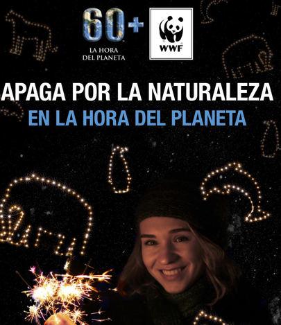 Apagón el sábado 24 de marzo por 'La Hora del Planeta' en Alcobendas