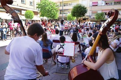 La Música vuelve a conquistar las calles de Alcobendas