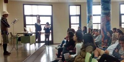 XII Lectura Compartida de Don Quijote para celebrar el Día del Libro en San Sebastián de los Reyes