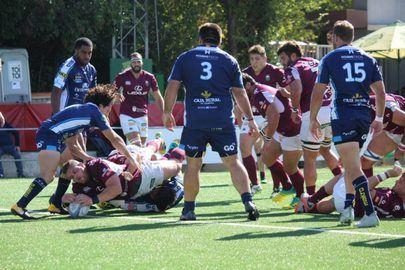 Foto realizada por el Lexus Alcobendas Rugby
