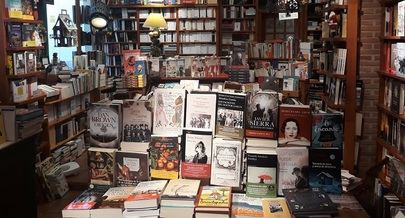 Las librerias de Alcobendas salen al Paseo de Valdelasfuentes