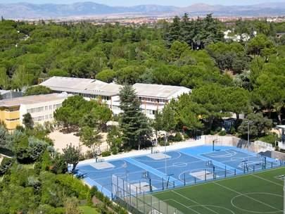 Imagen de las instalaciones del colegio