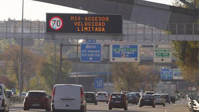 Prohibido circular por Madrid a coches con matrículas pares