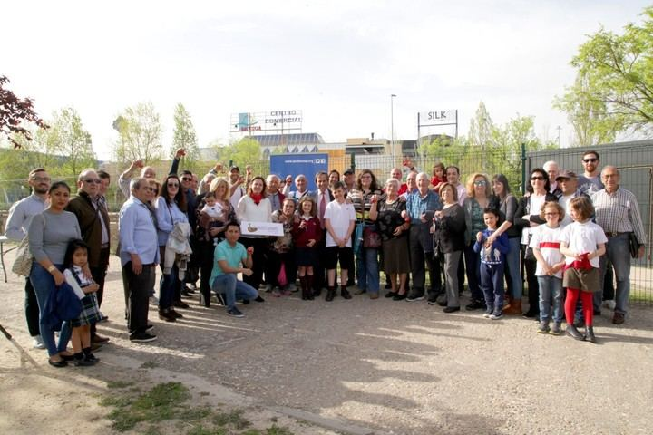 Los 44 huertos urbanos del Arroyo de la Vega ya tienen nuevos propietarios