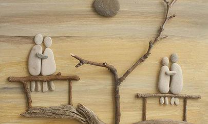 Mayka Kaima expone 'La Edad de Piedra' en Valdelasfuentes