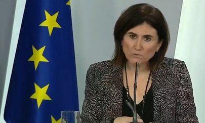 Maria Jose Sierra sustituye a Fernando Simón en la rueda de prensa del COVID-19