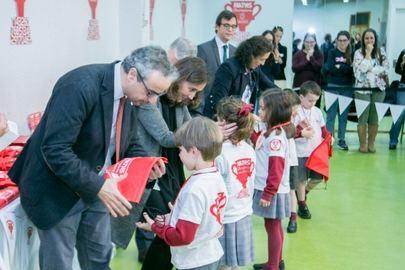 Más de 150 niños participan en la cuarta Maths Champions del colegio Aldeafuente