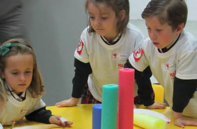 Imagen de la Maths Champions celebrada el año 2016 en el colegio Aldeafuente de La Moraleja