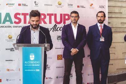 MediaStartups Alcobendas bate su récord de participación