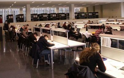 Últimos días del horario especial en las salas de estudio para preparar los exámenes de junio