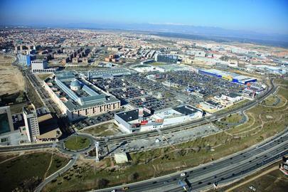 Se levanta la restricción en la zona del Megapark Madrid