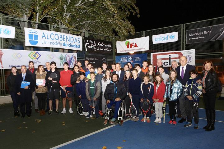 El Torneo Menina reúne a más de 300 jóvenes tenistas