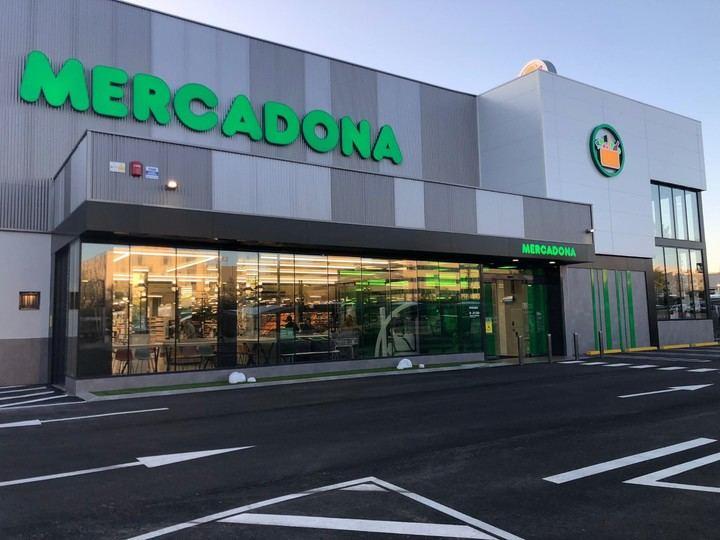 El primer Mercadona en Alcobendas abre sus puertas