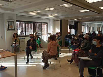 Mesas técnicas del pacto social contra la violencia de género