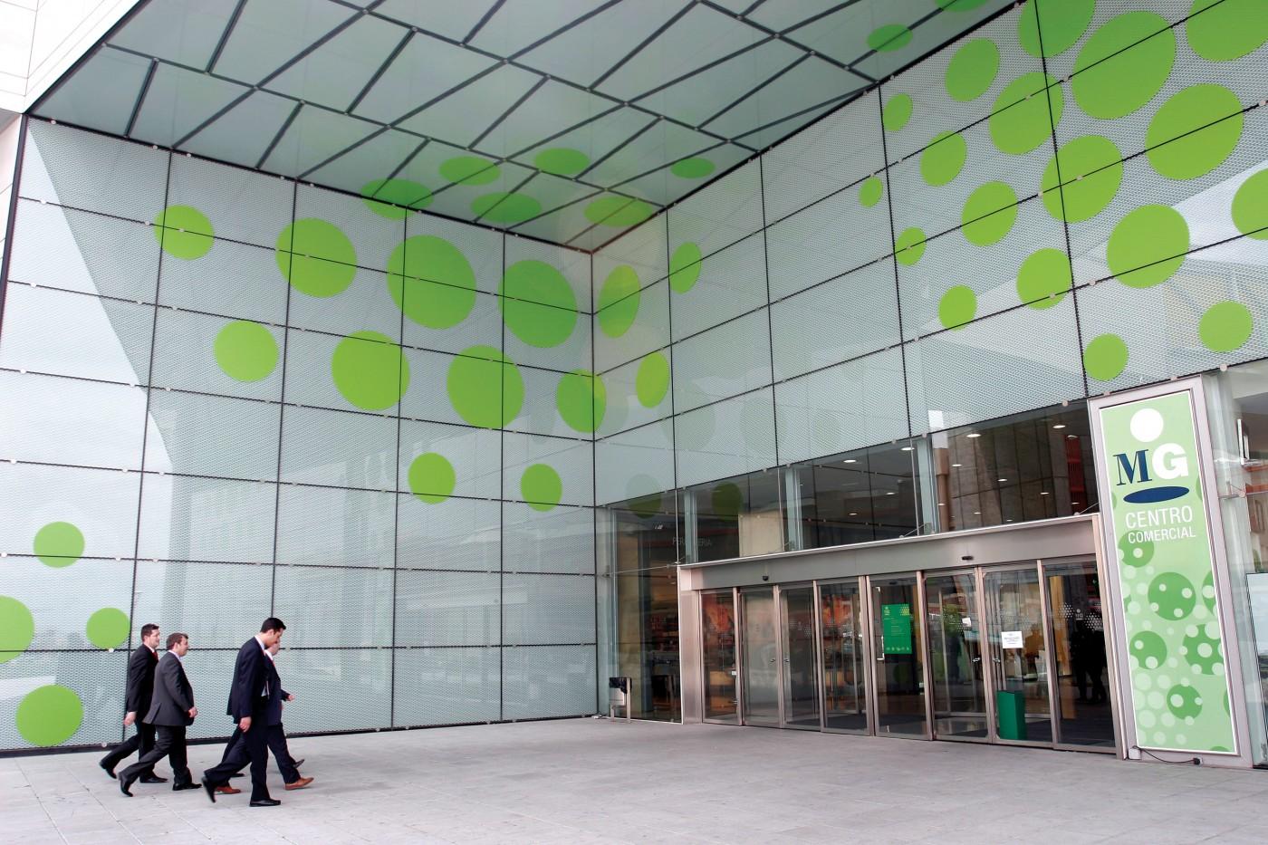 Moraleja green rinde homenaje a los profesionales que - Centro comercial de la moraleja ...