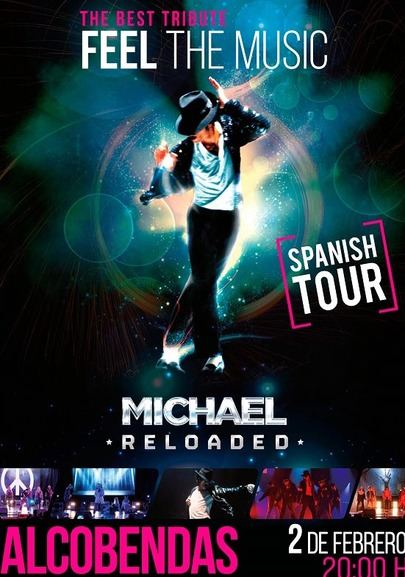 Homenaje a Michael Jackson en Alcobendas