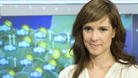 Imagen de Mónica López, presentadora del tiempo en TVE y encargada de impartir la conferencia sobre el cambio climático el próximo sábado 28 de octubre en Muncyt Alcobendas