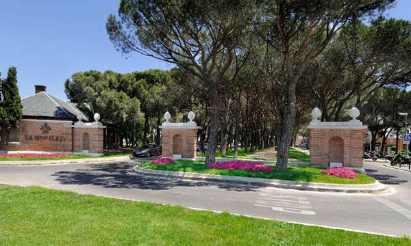 Cuatro calles de La Moraleja entre las diez con las casas más caras de España