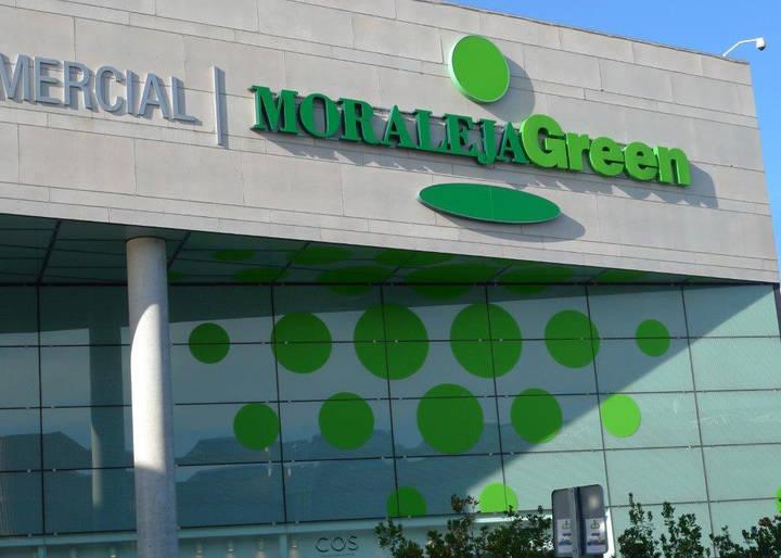 Moraleja Green tiñe de verde el Black Fridays