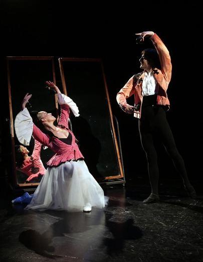 Espectáculo didáctico de danza enfocado al público infantil en Alcobendas