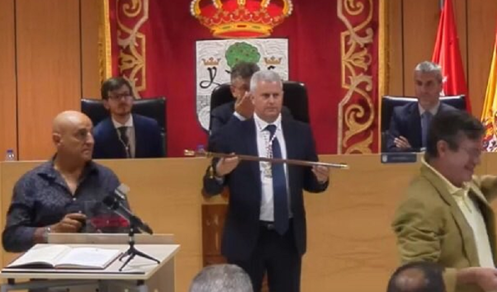 Narciso Romero (PSOE), alcalde en San Sebastian de los Reyes