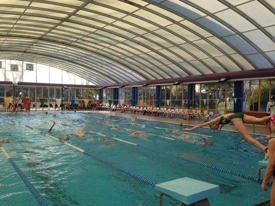 Las escuelas deportivas de Alcobendas muestran al público su funcionamiento