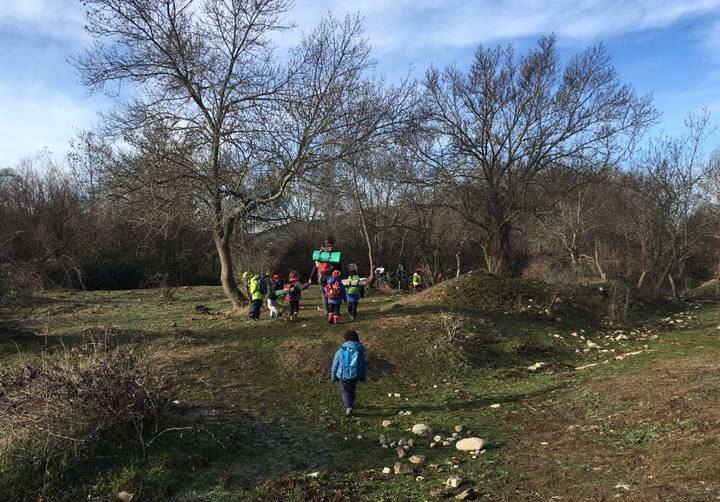 Arrancan las actividades del Centro de Naturaleza Dehesa Boyal