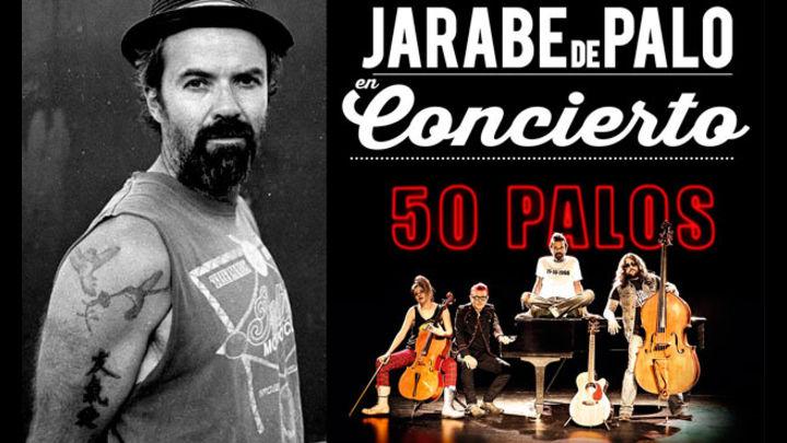 Concierto de Jarabe de Palo en Alcobendas
