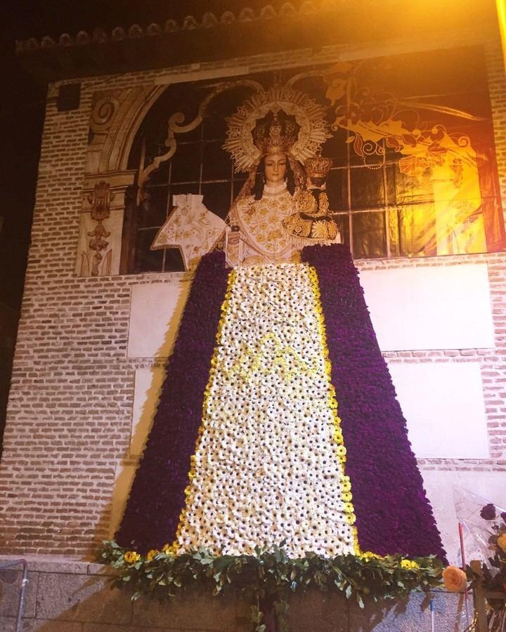 Alcobendas celebra el Día de La Virgen de La Paz