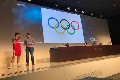 Primera Olimpiada escolar de deporte unificado en Alcobendas