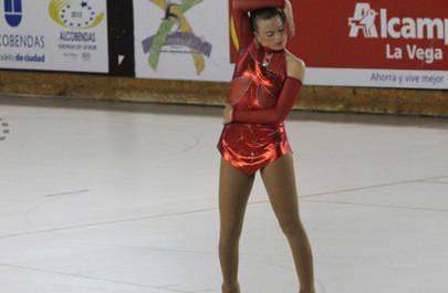 Campeonato autonómico de grupos show de patinaje artístico