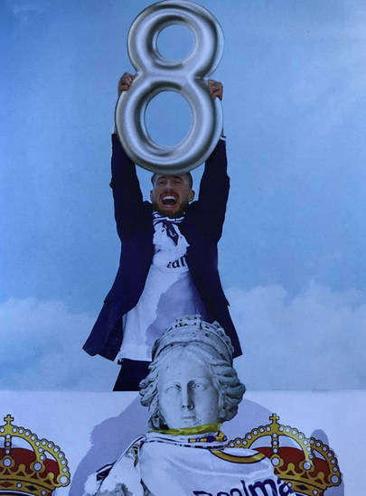 La Peña Madridista de Alcobendas celebra su octavo Aniversario